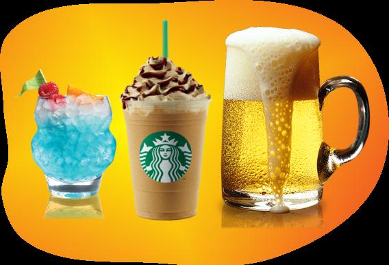 HIGH-CALORIE DRINKS